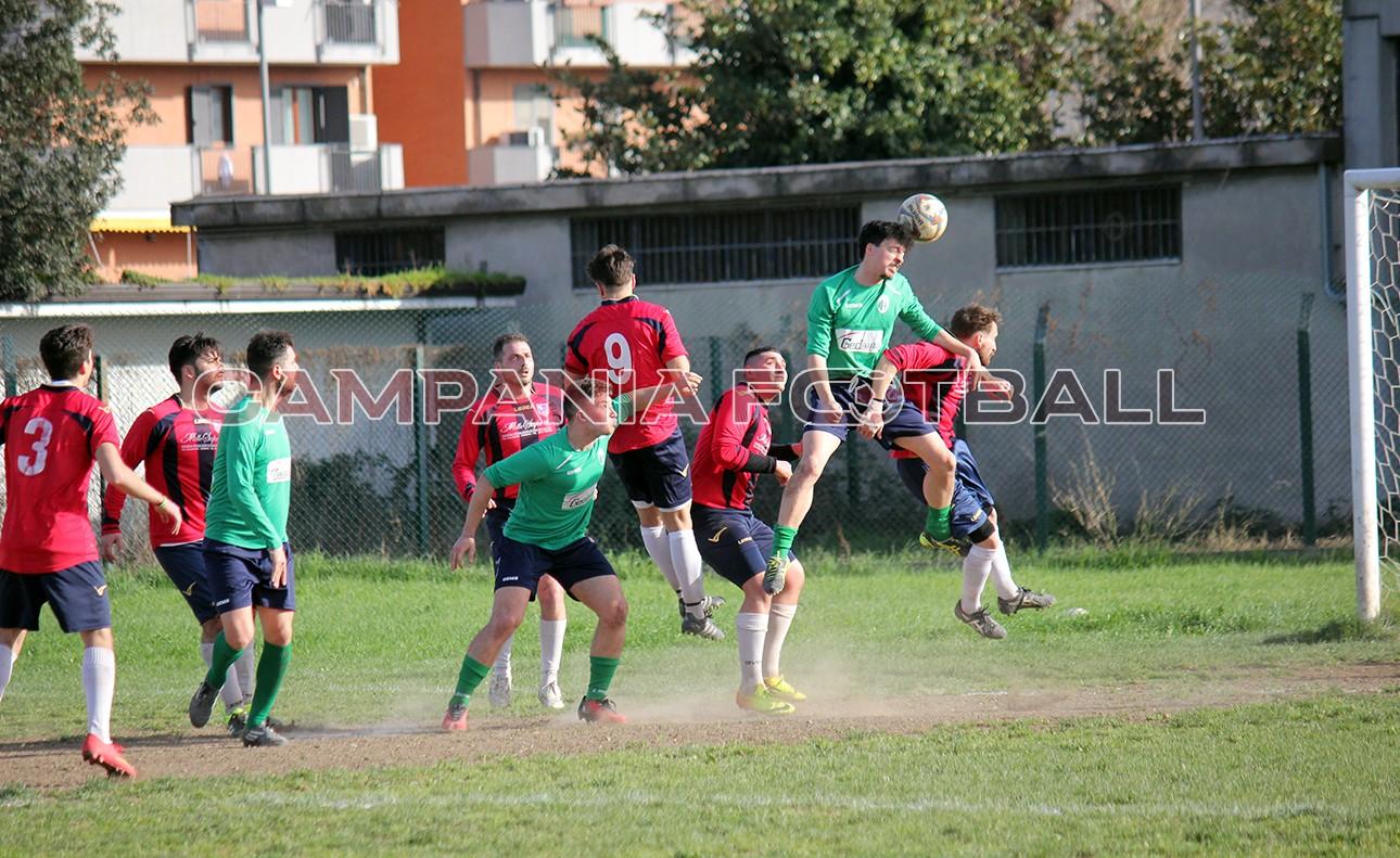 Prima Categoria, il San Nicola si salva in extremis con Stellato. Finisce 3-3 con l'Atletico San Marco