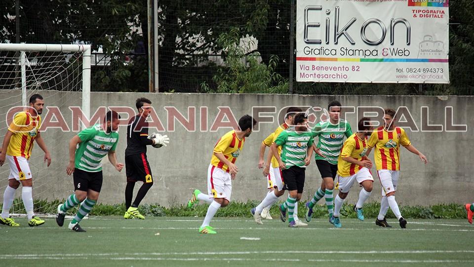 Volata vittoria campionato: esami importanti per le due battistrada Eclanese e Virtus Avellino