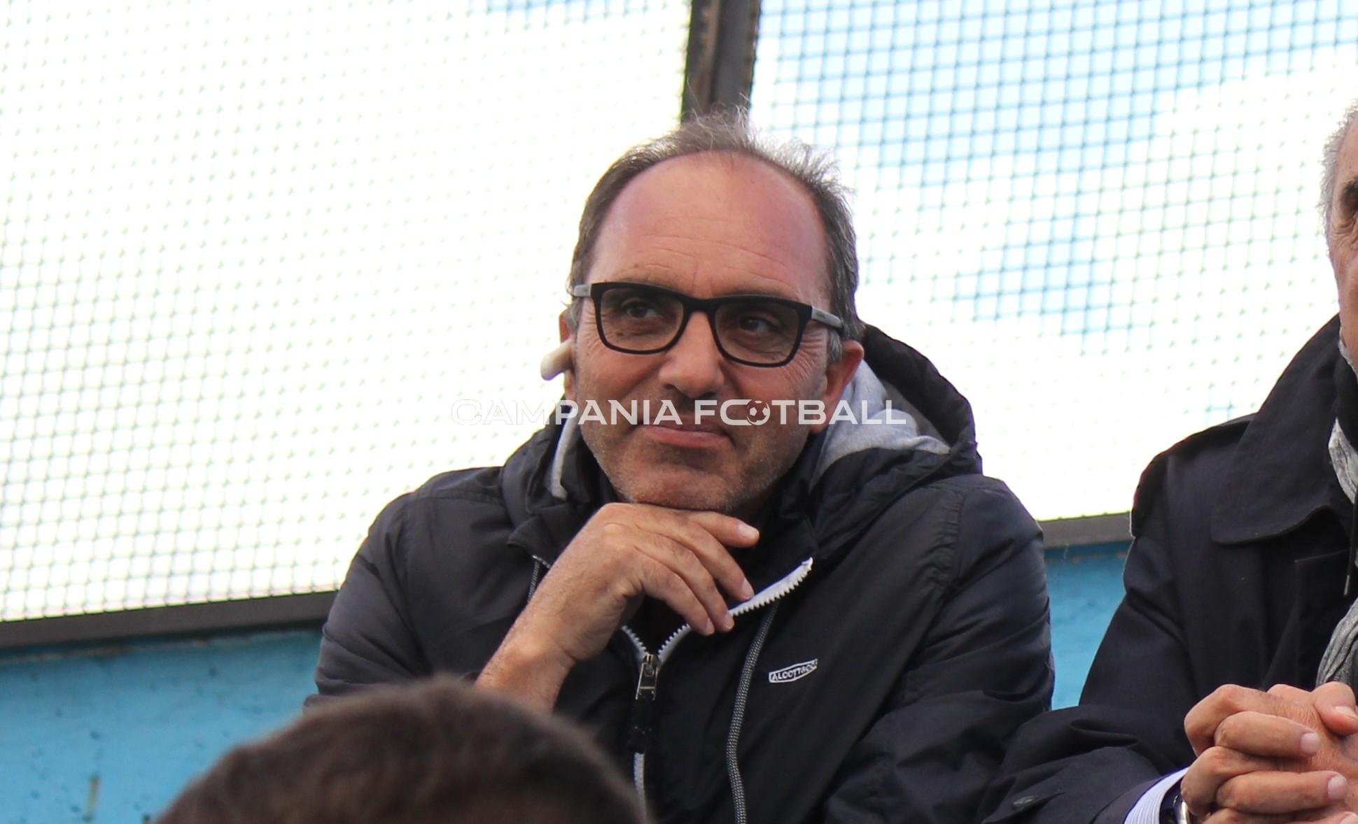 La Puteolana ha il suo nuovo direttore sportivo: Franco Mottola