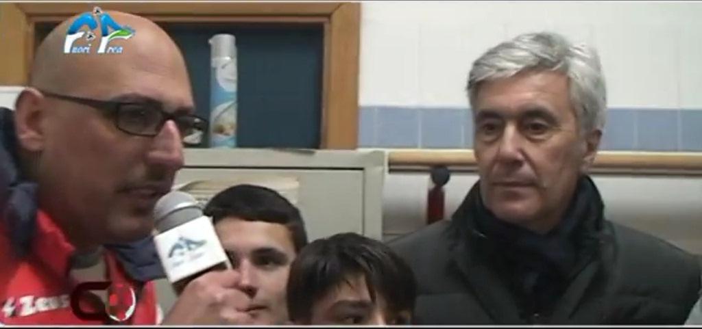 VIDEO   Campania Football&Fuori Area: Finale Coppa Italia, intervista al Presidente Lnd Cosimo Sibilia