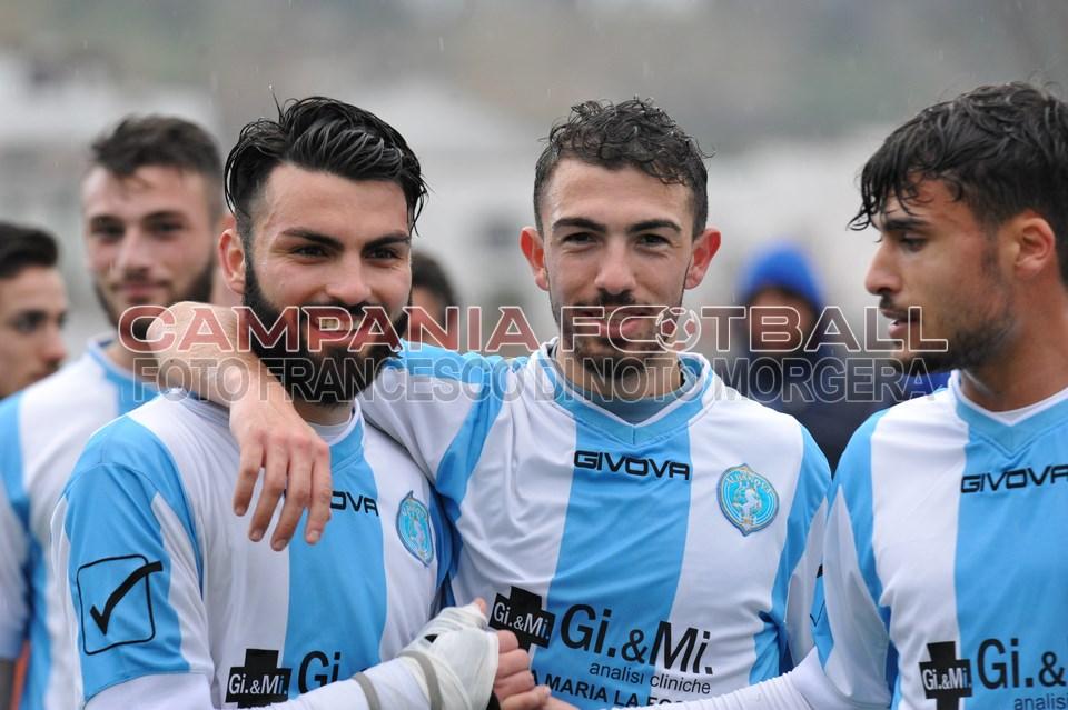 Real Albanova, le dichiarazioni del centrocampista Colella