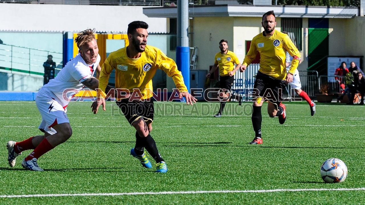 FOTO | ECCELLENZA girone B. Castel San Giorgio-Picciola 3-3: la fotogallery
