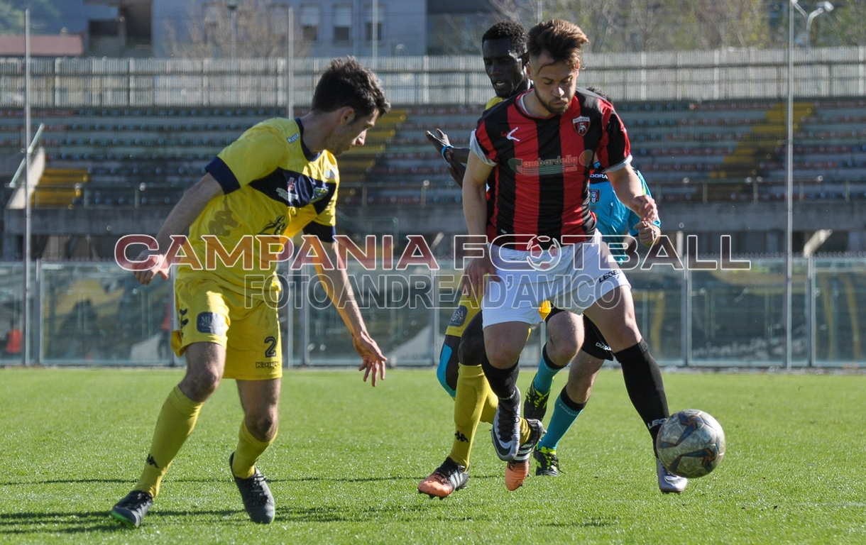 Il punto serie D: Sarnese all'inferno e ritorno, play out conquistato a suon di rigori