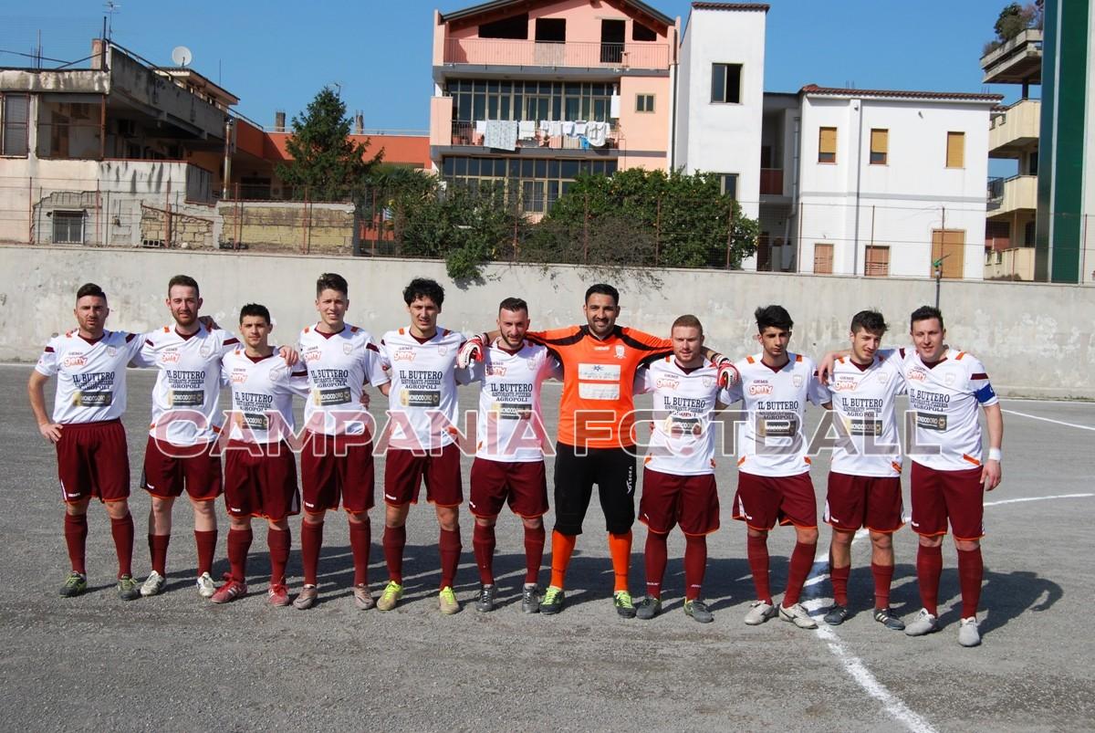 Asd Calpazio vs Real Sarno 3-0