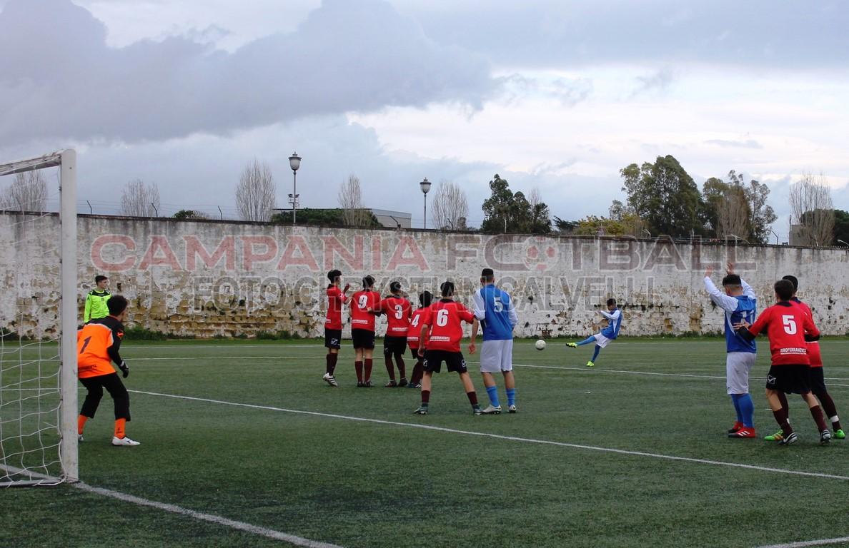 FOTO | Juniores Regionale | Comprensorio Casalnuovese 0-4 Rione Terra