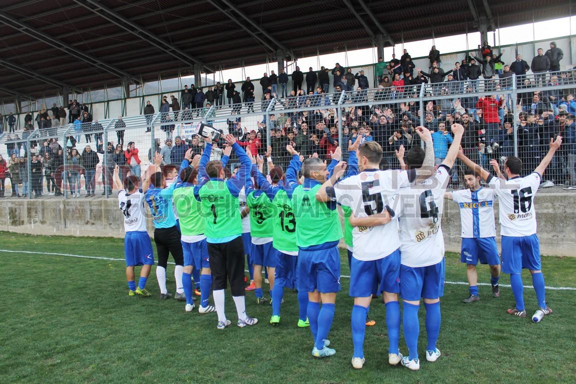 FOTO | Eccellenza girone B | Audax Cervinara 1935 1-0 Sorrento FC
