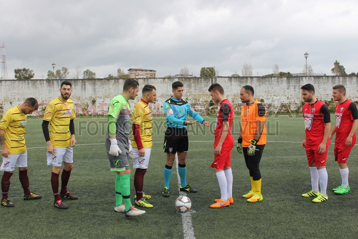 1° Categoria girone A | Comprensorio Casalnuovese 1-0 Real Frattaminore