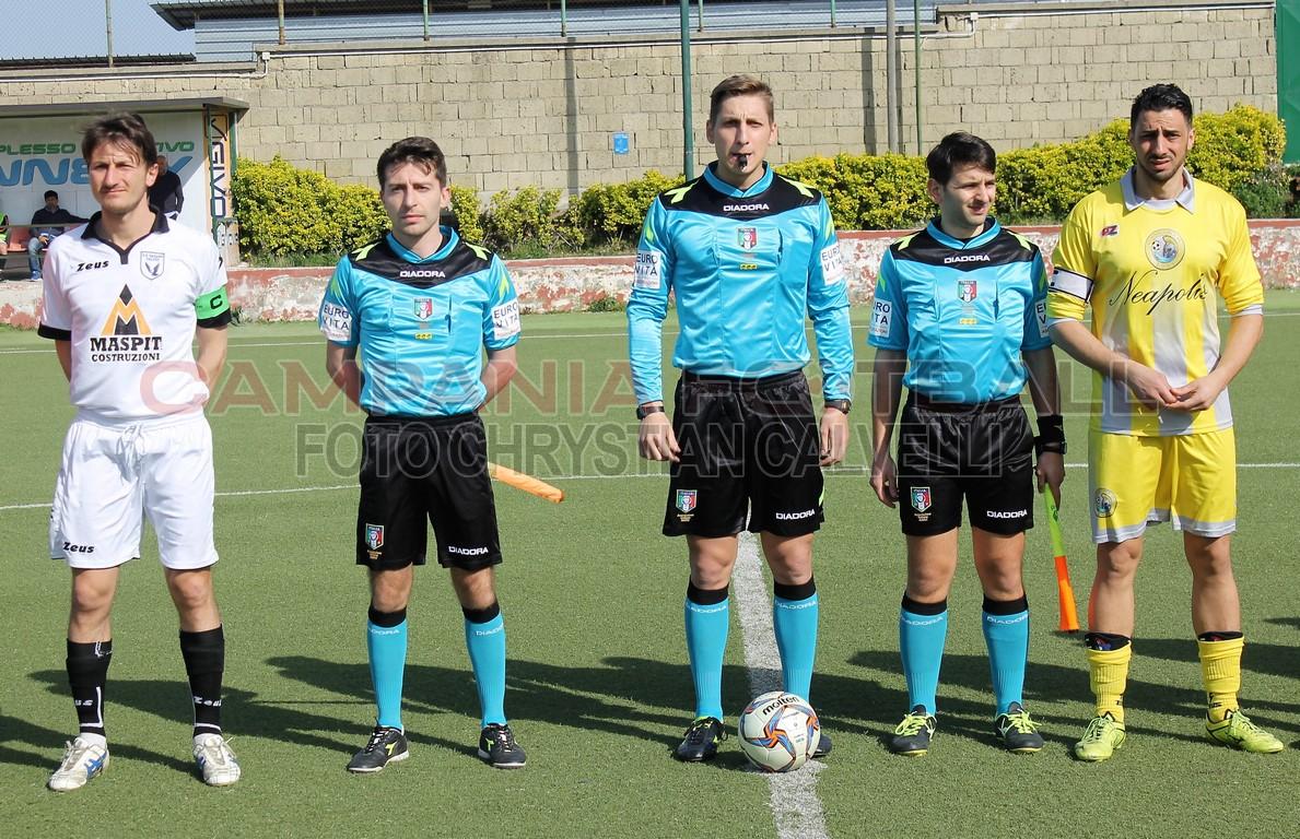 FOTO | Eccellenza girone A | Neapolis 1-1 Barano