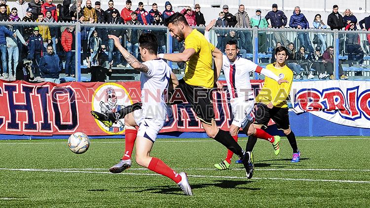 ECCELLENZA gir. B: Castel San Giorgio-Picciola 3-3: la sfida salvezza termina in parità
