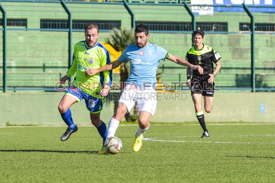 Portici fuori dalla Coppa, l'Altamura si impone per 2-0