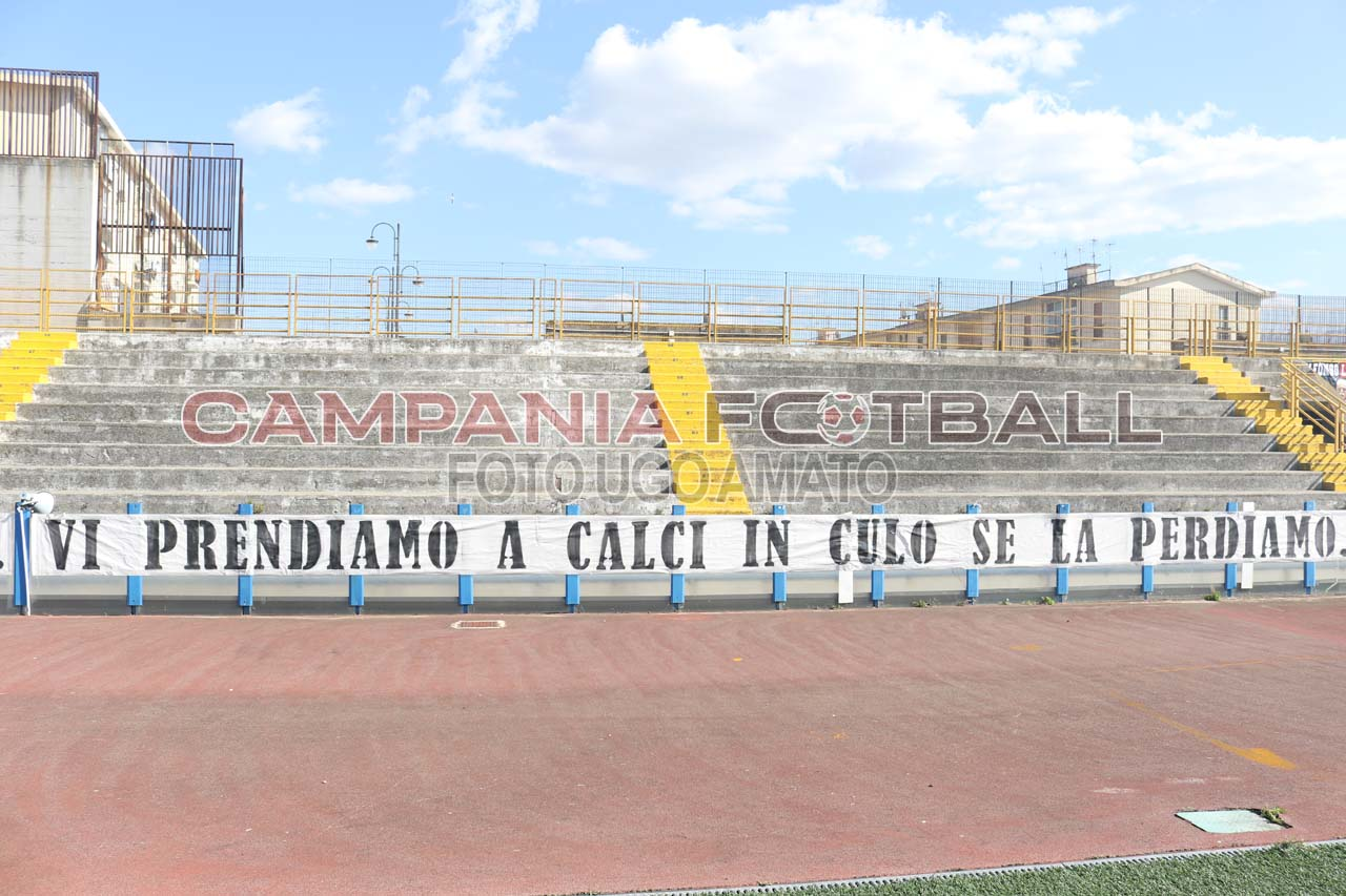 FOTO   Eccellenza Girone A: Savoia-Afragolese 1-0