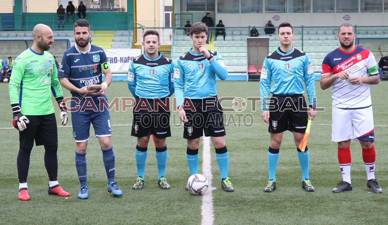 Virtus Ottaviano vs Procida Calcio: Qui Ottaviano