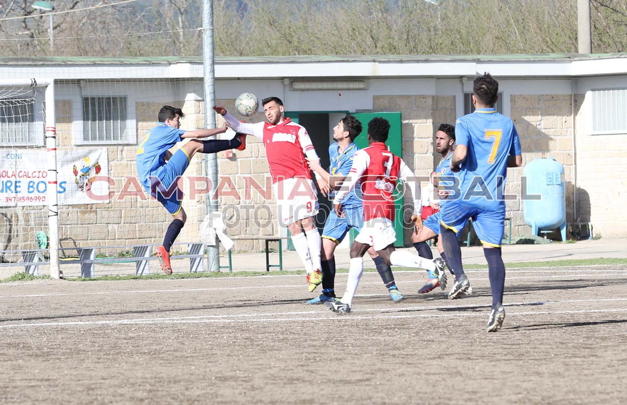 FOTO | PROMOZIONE gir. A: Cimitile-Virtus Goti 0-1