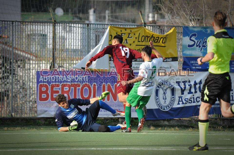 FOTO   Eccellenza Girone A, il derby d'Ischia: Barano-Real Forio 2-2