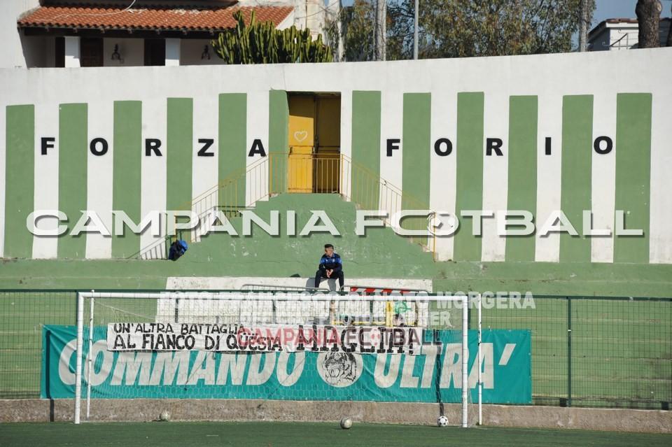 Real Forio:Contro il Savoia l'ultima di Verde e Mora….domenica tutti allo stadio