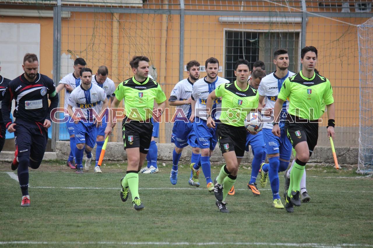 FOTO | Eccellenza Girone B: Cervinara-Castel S. Giorgio 1-1