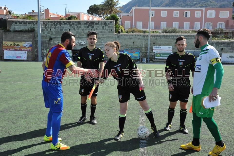 FOTO | Eccellenza Girone A: Real Forio-Mondragone 3-1