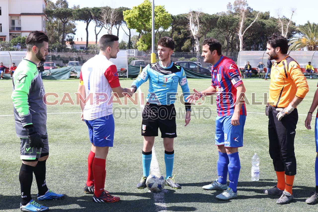 FOTO | Prima Categoria Girone A: San Sebastiano-Junior San Cipriano 6-1