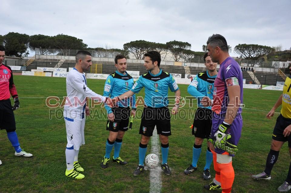 FOTO   Promozione Girone B: Nuova Ischia-Massalubrense 0-0