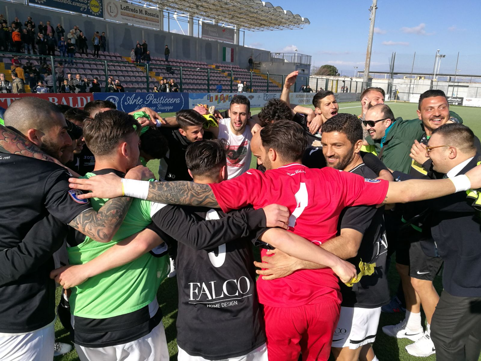 Riscatto Frattese: Cavese out, chiude il match in 8 uomini