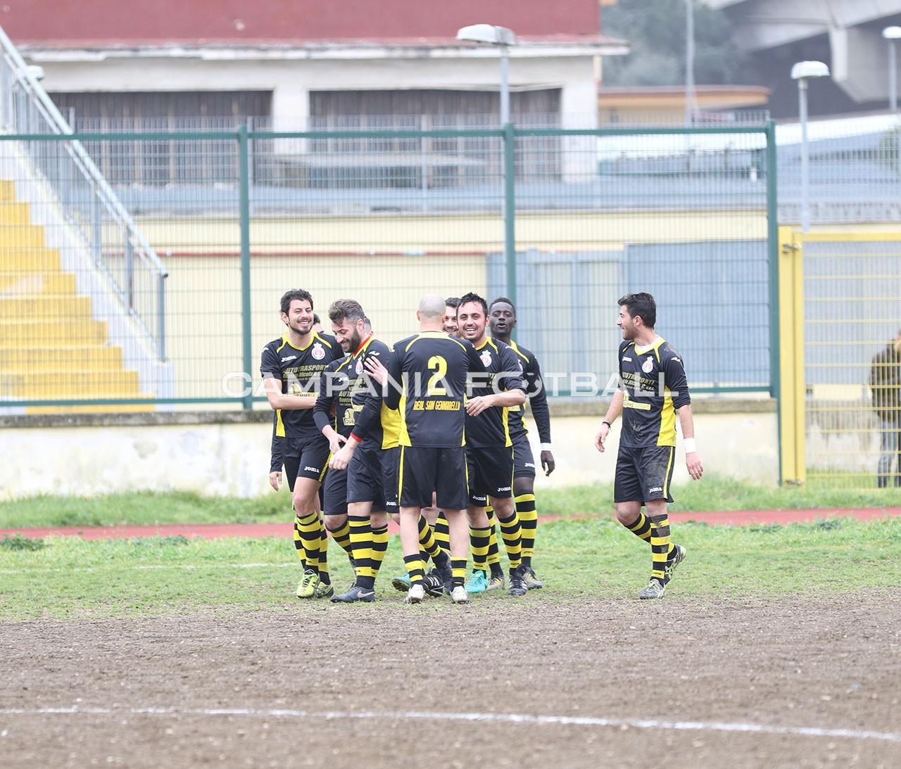 1^ Categoria A | Real San Gennarello-Virtus Afragola 4-1