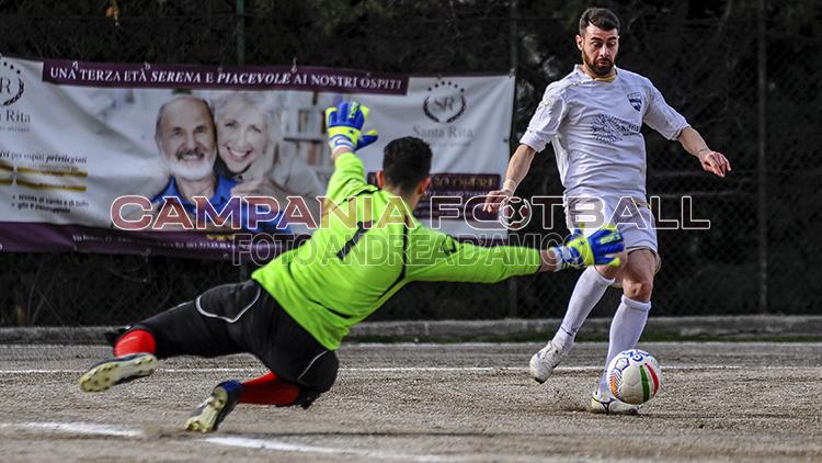 PROMOZIONE GIRONE D. ROCCHESE-SANSEVERINESE 1-3: Doppio De Luca e Barbarisi, il derby è biancazzurro
