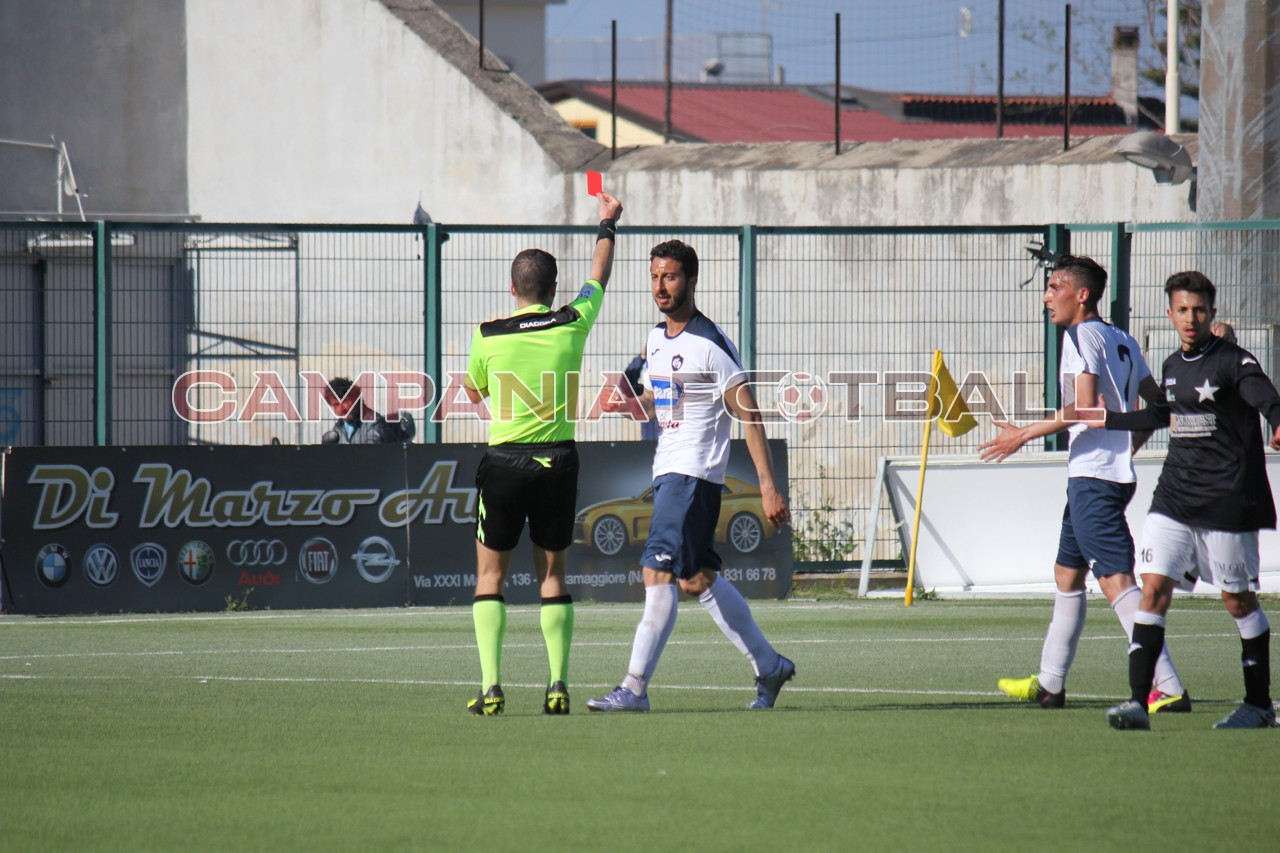 FOTO | Serie D Girone I: Frattese-Cavese 1-0