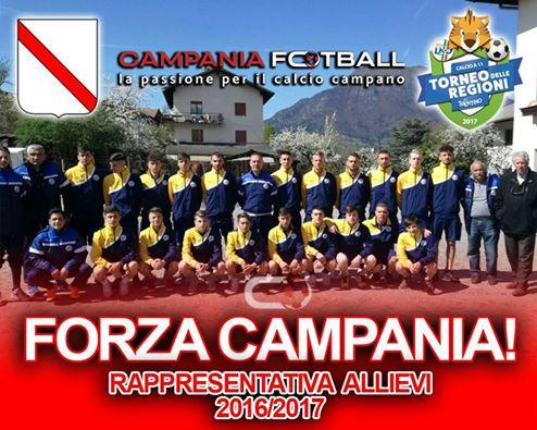 Torneo delle Regioni, Allievi Girone D: live Campania-Lombardia