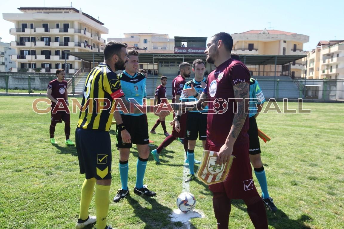 Nona giornata di Serie D, Gragnano – Gravina si gioca di sabato