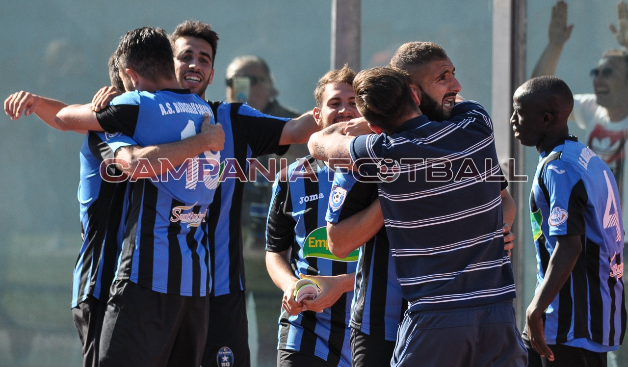 "SERIE D GIRONE H. CLASSIFICA MARCATORI: vince Anibal ""The Cannibal"" Montaldi"