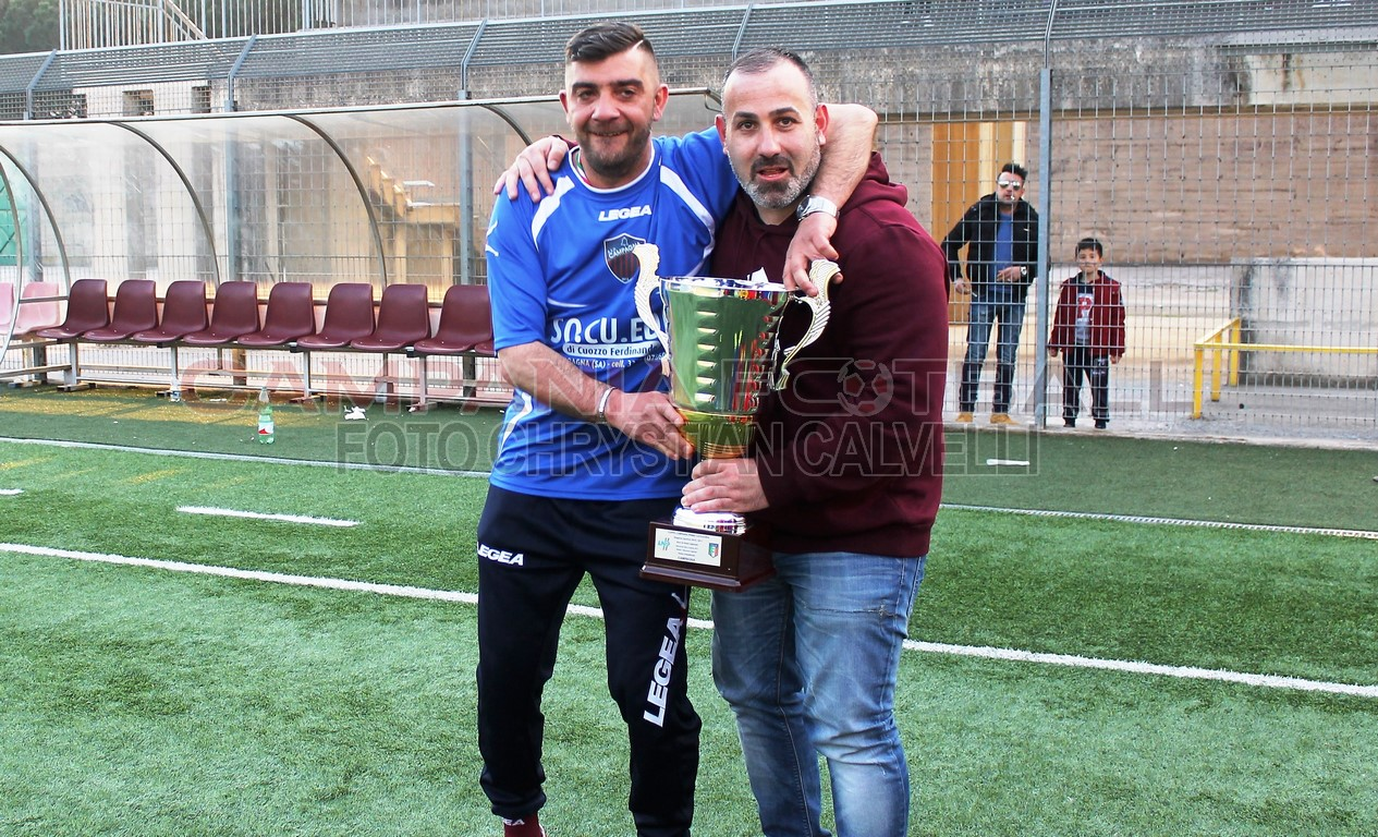 INTERVISTE POST GARA | Coppa Campania 1^ Categoria: Campagna campione