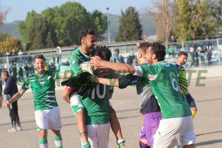 ECCELLENZA/B. Faiano, pareggio con la  Battipagliese ma è storia: conquistati i play-off