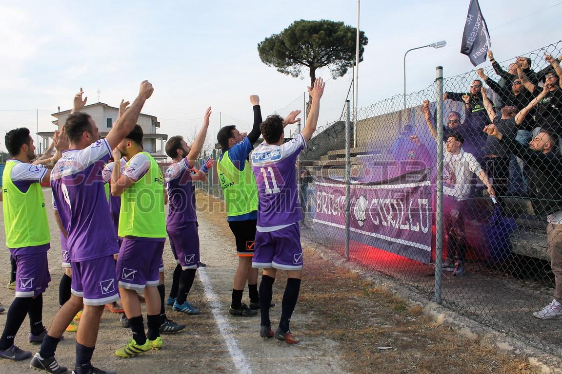 FOTO | Promozione girone A | Real S. Nicola 0-8 Casoria 1979