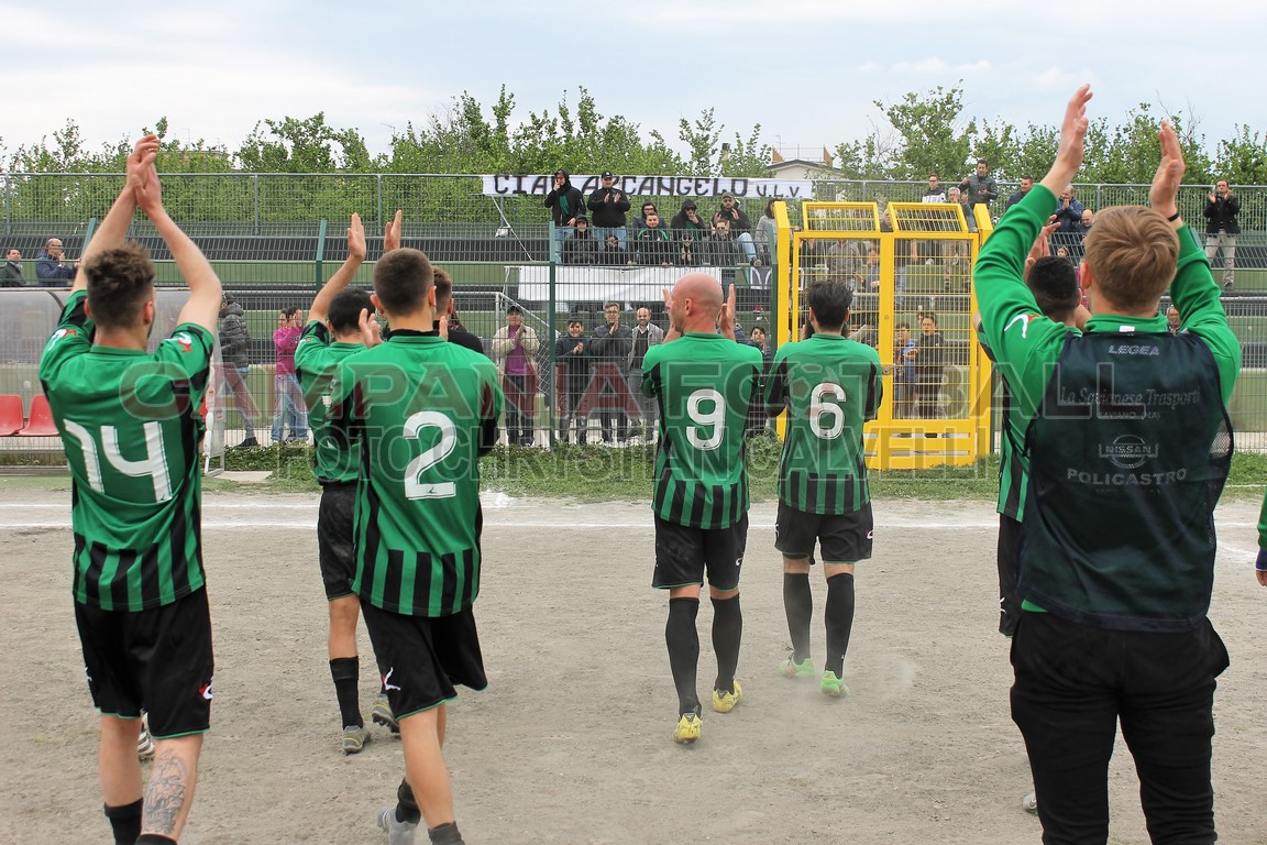 FOTO | 2° Categoria girone F | Saviano 1960 3-0 Sparta S. Gennaro
