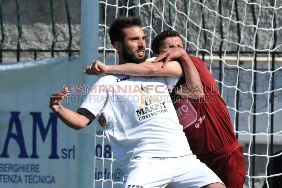 FOTO | Eccellenza Girone A: Barano-San Giorgio 1926 2-3