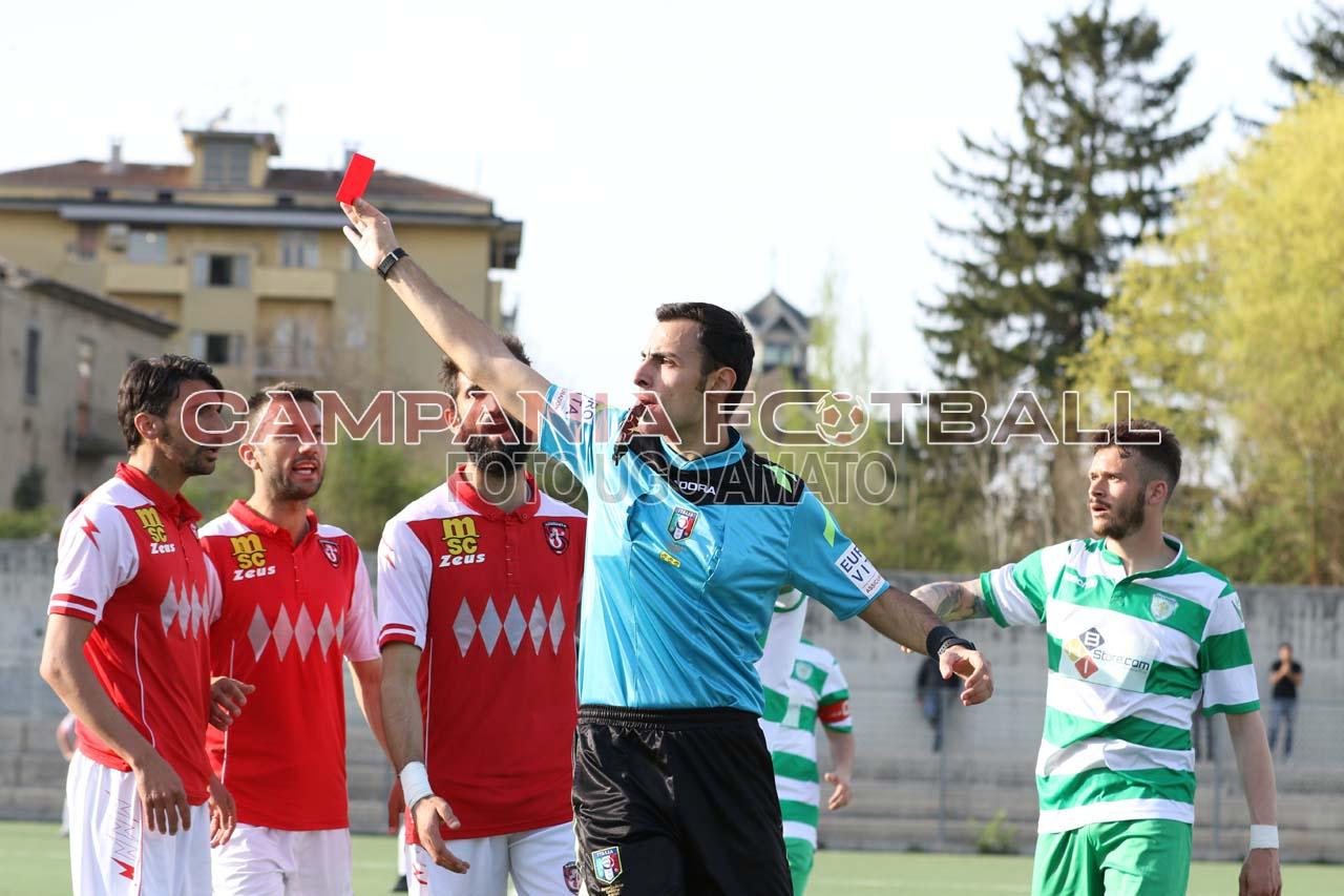 FOTO | Eccellenza Girone B: San Tommaso-Sorrento 3-1