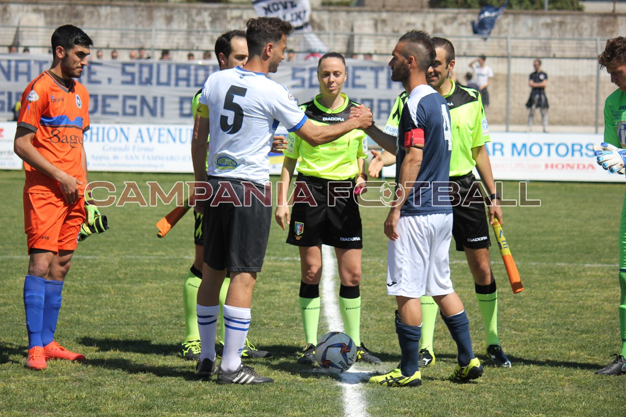 FOTO | Serie D Girone I: Gladiator-Cavese 1-0