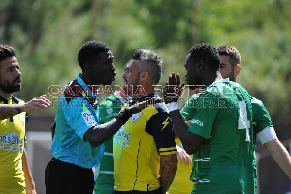 FOTO | Promozione Girone B: Nuova Ischia-Afro Napoli United 0-2