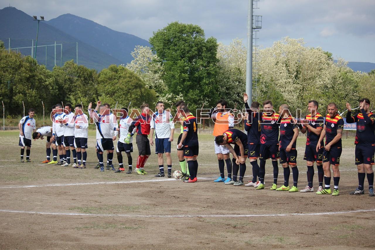 FOTO | Prima Categoria Girone B: Amorosi-Rione Libertà 2-3