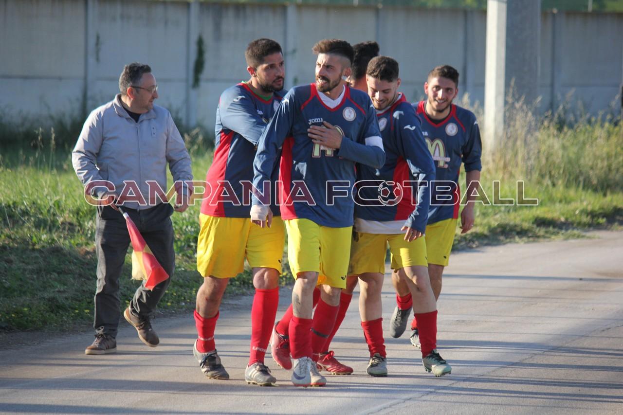 Animi agitati ad Airola: sospesa sullo 0-0 la gara con la capolista San Marco