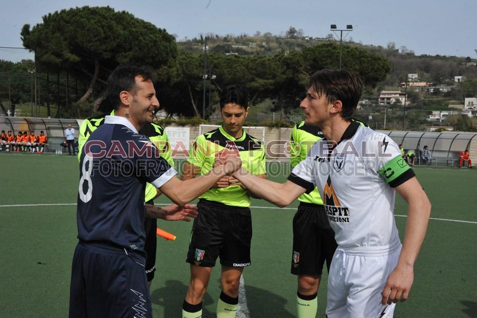 FOTO | Eccellenza Girone A: Barano-Pimonte 1-1