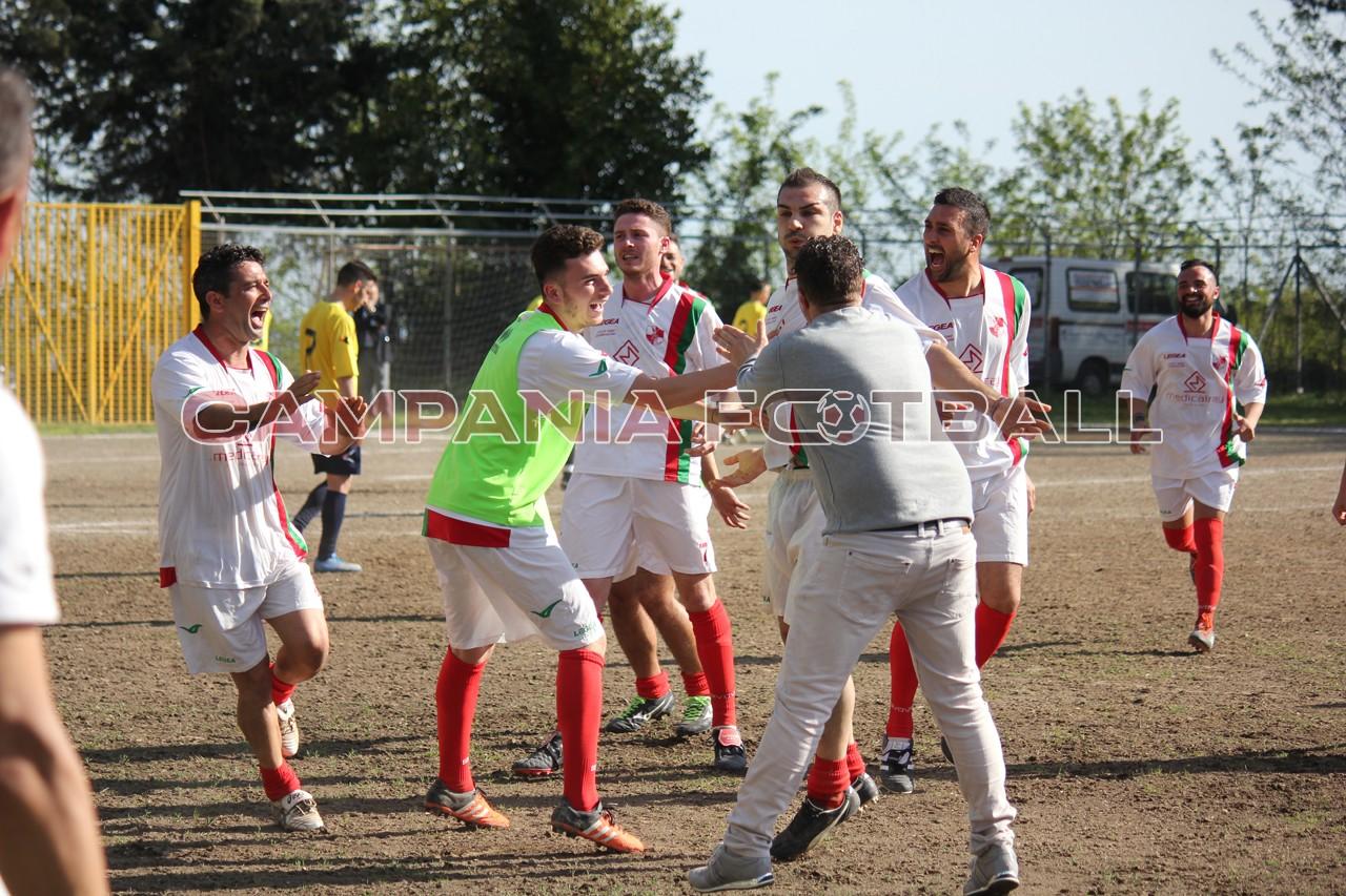 FOTO | Prima Categoria Girone B: Teano-Paolisi 2000 6-1