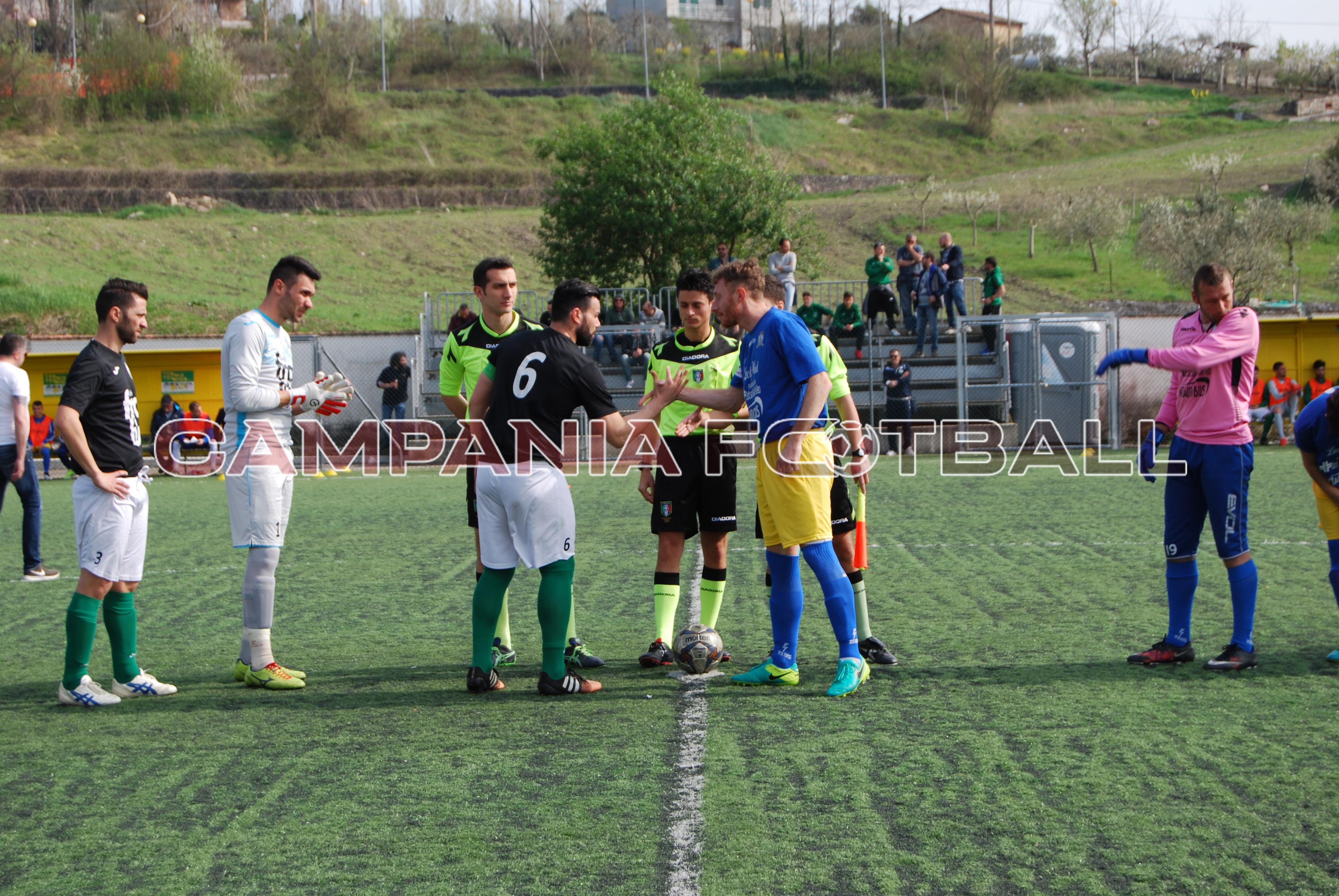 FOTO | Promozione Girone C: Sporting Accadia-Virtus Avellino 0-1