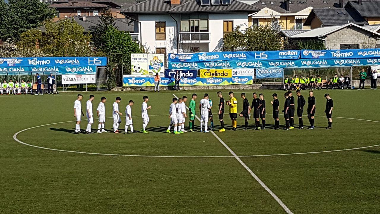 Torneo delle Regioni, Giovanissimi Girone D: live Campania-Lombardia