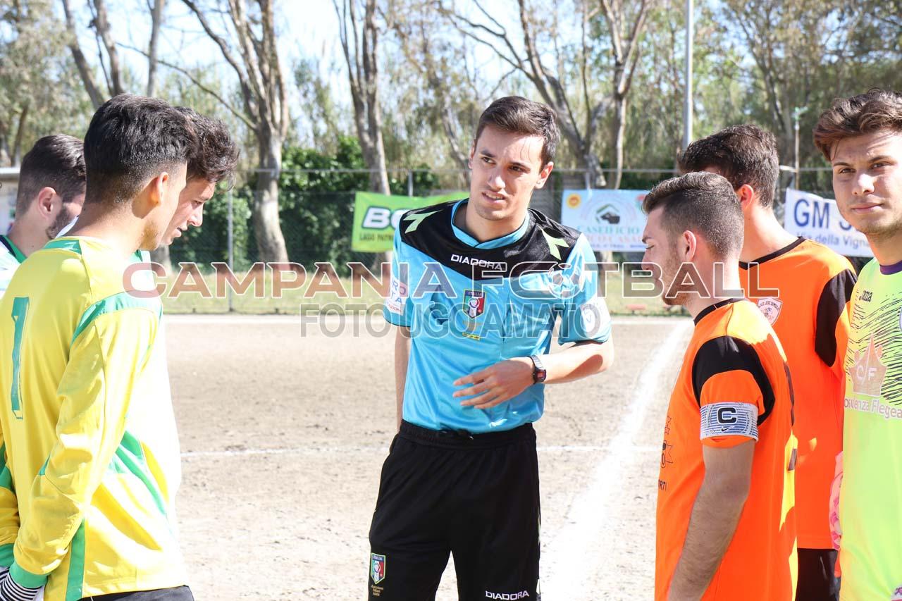 FOTO | Fase finale Juniores Regionale, quarti di finale: Juve Domizia-Faiano 2-0