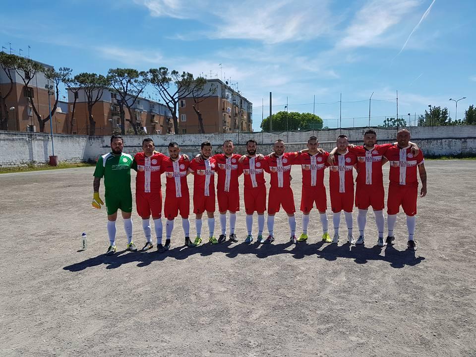 Ponticelli cinquina sulla ruota di Barra: polverizzato lo Sporting Campania