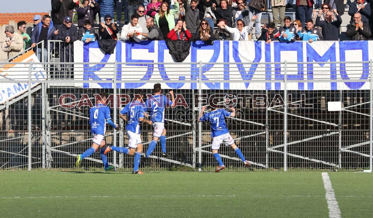 FOTO | PROMOZIONE gir. D: Calpazio-Fc Costa d'Amalfi 0-4