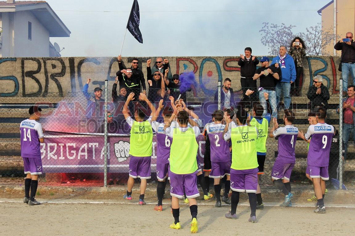 Presentazione Promozione girone A: San Mauro pronto ad esplodere per il Casoria-day