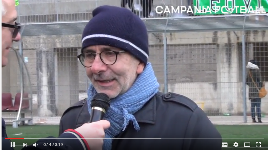 VIDEO | Saviano vince la Coppa Campania II Categoria: intervista al ds Vincenzo Simonelli