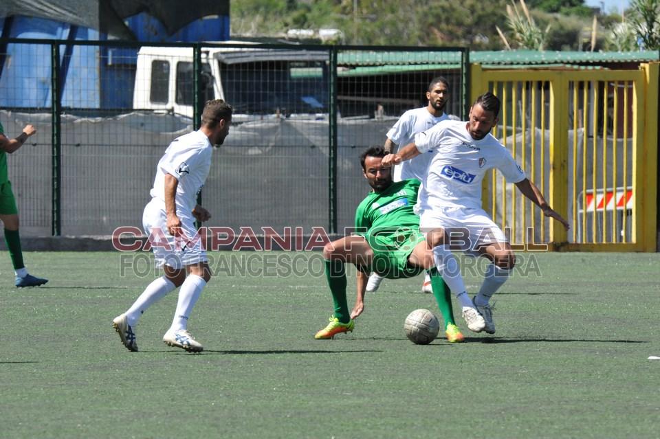 FOTO | Eccellenza gir. A: Real Forio-Savoia 3-4